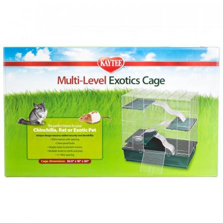 Kaytee Multi-Level Exotics Cage alternate img #1
