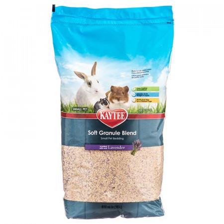 Kaytee Soft Granule Blend Small Pet Bedding - Lavender Scent alternate img #1