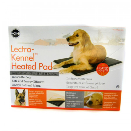 K&H Pet Lectro Kennel Heated Pad and Cover alternate img #1