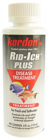 Kordon Rid-Ich Plus Aquarium Fish Disease Treatment alternate img #1