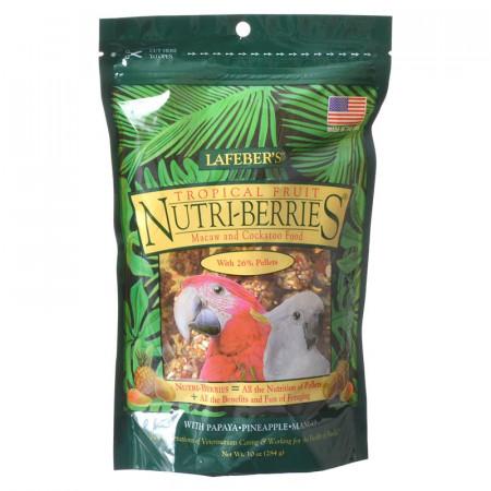 Lafeber Tropical Fruit Nutri-Berries - Macaw & Cockatoo Food alternate img #1