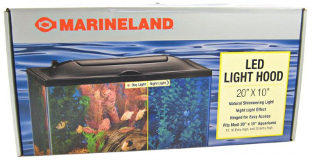 Marineland LED Light Hood for Aquariums alternate img #1
