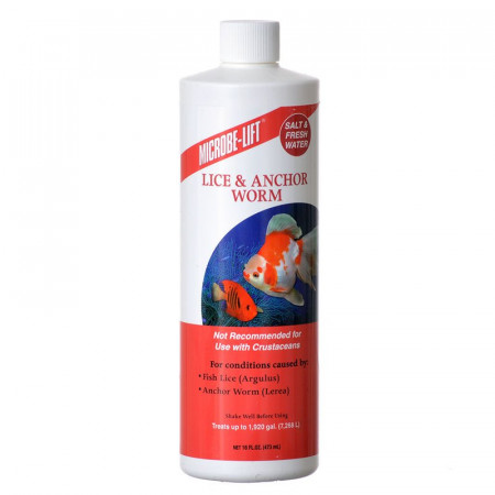 Microbe Lift Lice and Anchor Worm Treatment alternate img #1