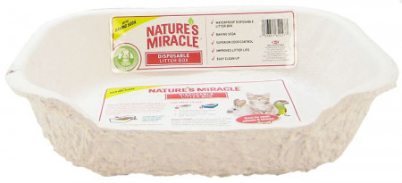 Nature's Miracle Disposable Litter Pan alternate img #1