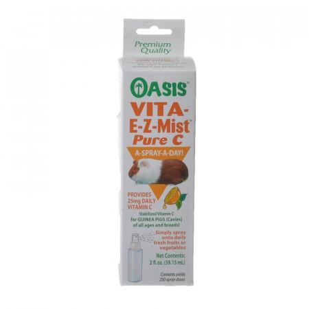 Oasis Vita E-Z-Mist Pure C for Guinea Pigs alternate img #1