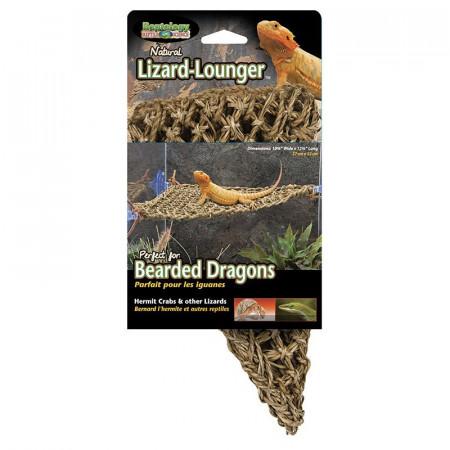 Penn Plax Reptology Natural Lizard Lounger alternate img #1