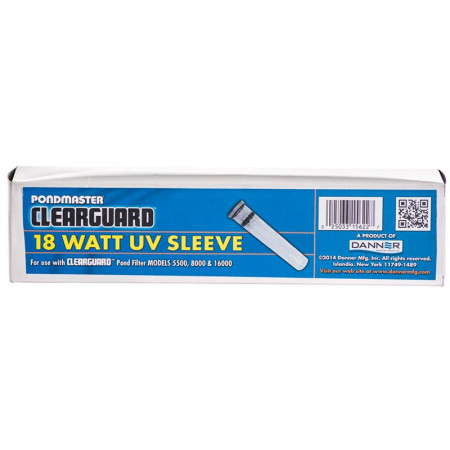 Pondmaster Clearguard UV Quartz Sleeve Replacement alternate img #1