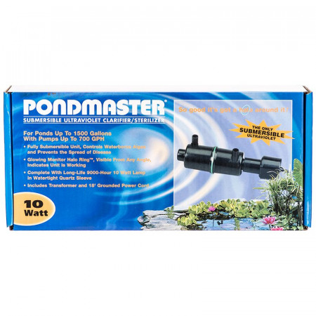 Pondmaster Submersible Ultraviolet Clarifier Algae Sterilizer alternate img #1