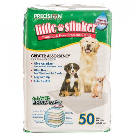 Precision Pet Little Stinker Housebreaking Pads alternate img #1