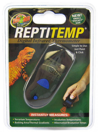 Zoo Med ReptiTemp Digital Infrared Thermometer alternate img #1