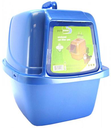 Van Ness Enclosed Cat Litter Pan alternate img #1