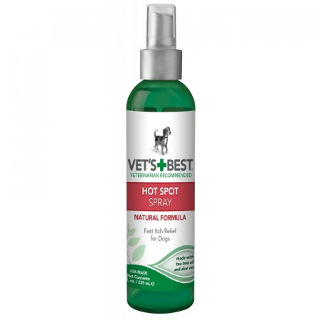 Vets Best Hot Spot Spray Itch Relief alternate img #1
