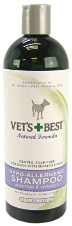 Vets Best Hypo-Allergenic Shampoo alternate img #1