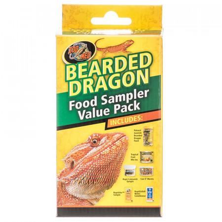Zoo Med Bearded Dragon Food Sample Value Pack alternate img #1