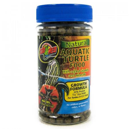 Zoo Med Natural Aquatic Turtle Food - Growth Formula alternate img #1