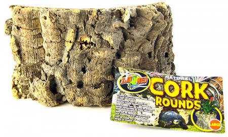 Zoo Med Natural Cork Rounds alternate img #1
