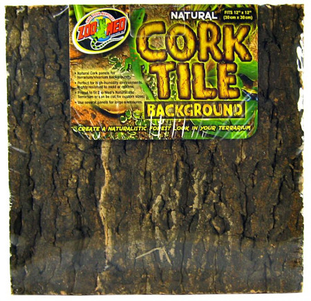 Zoo Med Natural Cork Tile Background alternate img #1
