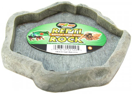 Zoo Med Repti Rock Reptile Food Dish alternate img #1
