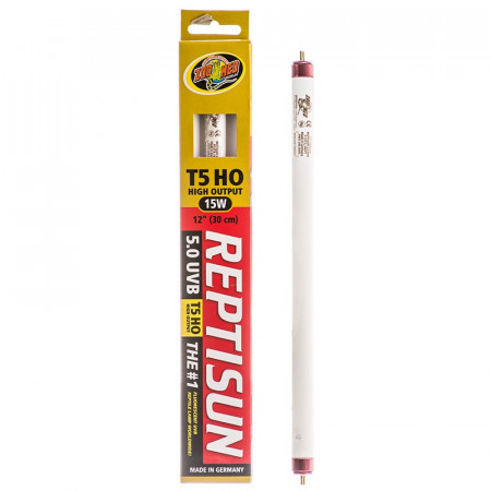Zoo Med Reptisun T5 HO 5.0 UVB High Output Bulbs alternate img #1