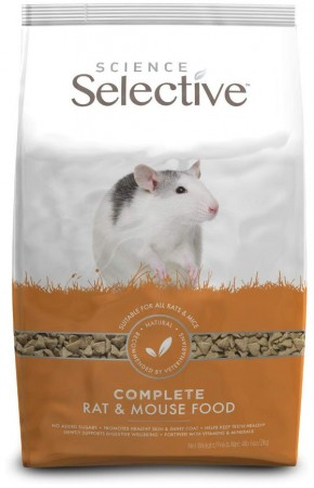 Supreme Science Selective Complete Rat & Mouse Food alternate img #1
