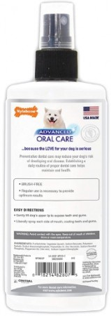Nylabone Advanced Oral Care Dental Spray alternate img #2