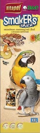 A&E Cage Company Smakers Parrot XXL Nut Treat Sticks alternate img #1