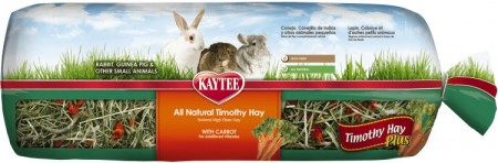Kaytee Timothy Hay Plus Carrots alternate img #1