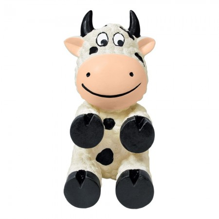 KONG Wiggi Cow Dog Toy alternate img #2