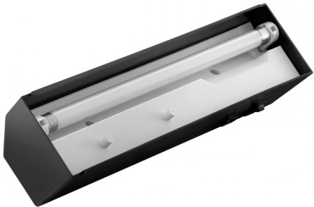 Aqueon Fluorescent Strip Light Black alternate img #3