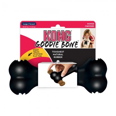 KONG Goodie Bone alternate img #1
