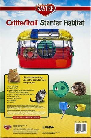 Kaytee CritterTrail Starter Habitat alternate img #3