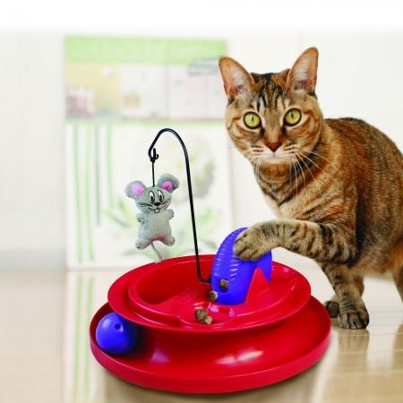 KONG Playground Treat Dispensing Cat Toy alternate img #3