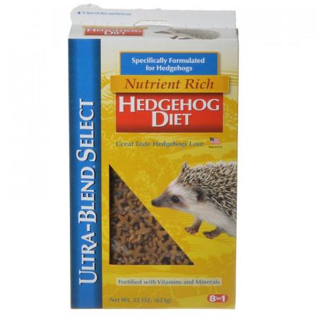 8in1 Pet Ultra Blend Select Nutrient Rich Hedgehog Diet alternate img #1