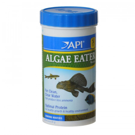 API Algae Eater Premium Algae Wafers alternate img #1
