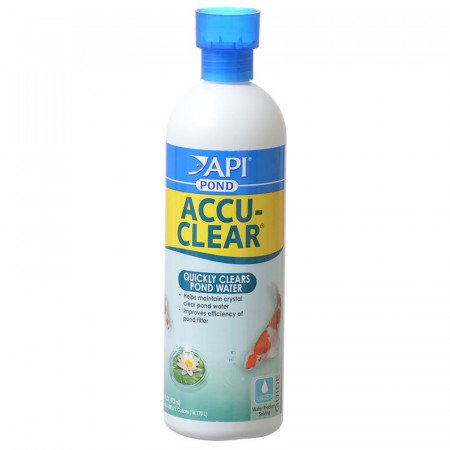 API Pond Accu-Clear Quickly Clears Pond Water alternate img #1