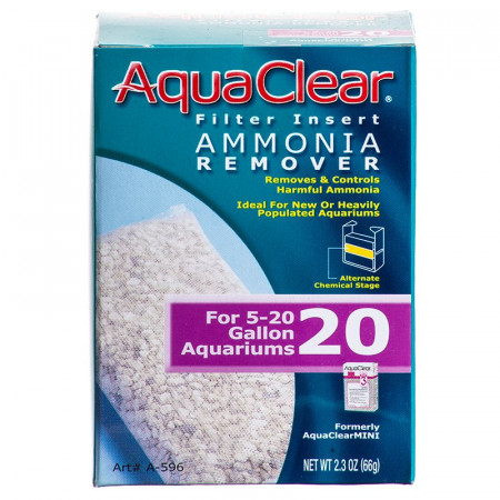 AquaClear Filter Insert Ammonia Remover alternate img #1