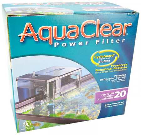 AquaClear Power Filter alternate img #1