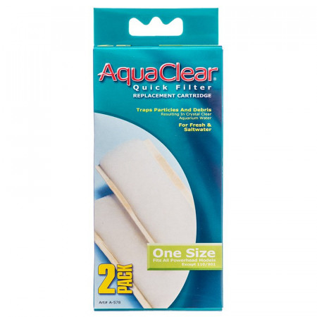 AquaClear Powerhead Quick Filter Replacement Cartridge alternate img #1