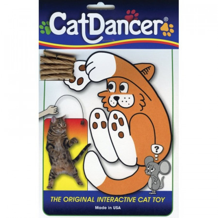 Cat Dancer Action Cat Toy alternate img #1