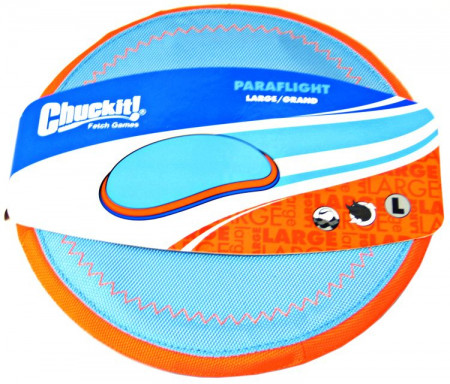 Chuckit Paraflight Disc Dog Toy alternate img #1