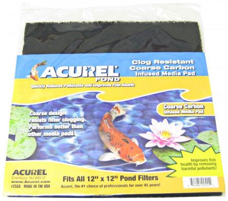Acurel Coarse Carbon Infused Media Pad alternate img #1