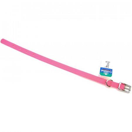 Coastal Pet Single Nylon Collar - Neon Pink alternate img #1