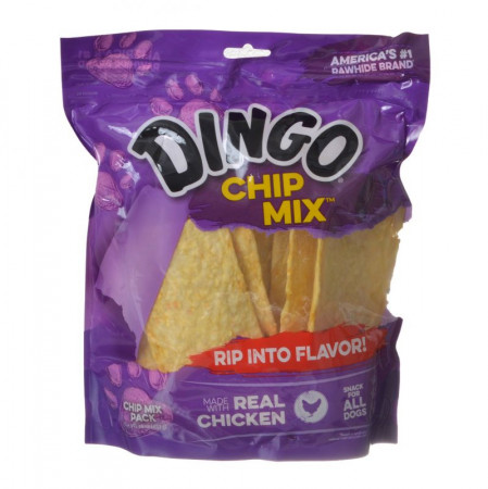 Dingo Chip Mix with Real Chicken alternate img #1