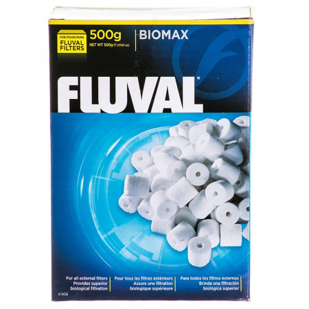 Fluval BioMax Biological Filter Media Rings alternate img #1