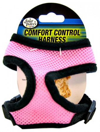 Four Paws Comfort Control Harness Pink alternate img #1