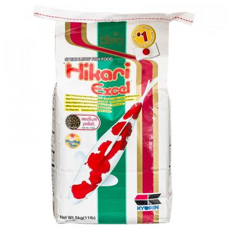 Hikari Excel Floating Medium Pellet Koi Food alternate img #1