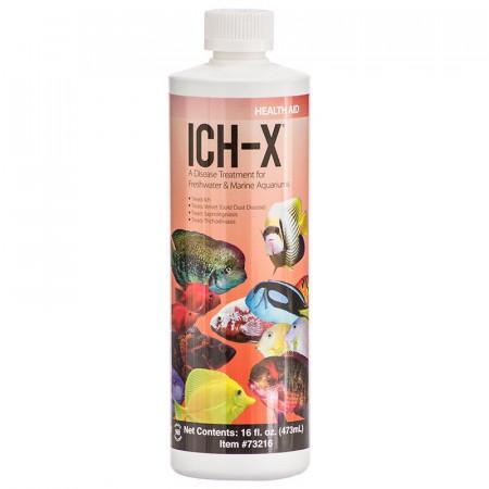 Hikari Ich-X Disease Treatment for Freshwater and Marine alternate img #1