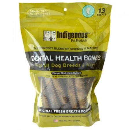 Indigenous Dental Health Bones - Fresh Breath Formula alternate img #1
