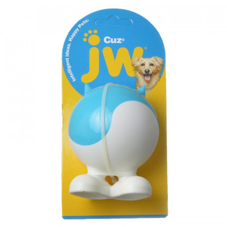 JW Pet Yin Yang Cuz Dog Toy alternate img #1