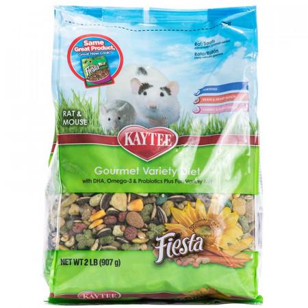 Kaytee Fiesta Mouse & Rat Food alternate img #1